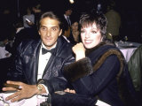 Mark Gero and Wife  Actress Singer Liza Minnelli