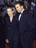 Married Actors Kim Basinger and Alec Baldwin