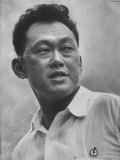 Prime Minister Kuan Yew Lee