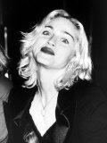 Singer Madonna Mugging