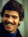 US Olympic Swimmer Mark Spitz