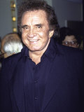 Country Music Artist Johnny Cash