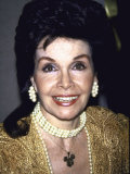 Actress Annette Funicello at a Tribute Event