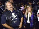 Musician David Crosby and Wife Jan