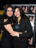 Actress Liv Tyler with Sister Mia at Launch of Magazine Gotham