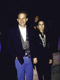Actor Kevin Costner and Wife Cindy