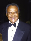 Singer Harry Belafonte