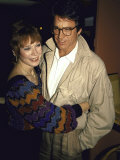 Actress Shirley Maclaine and Brother  Actor Warren Beatty
