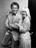 Manager Alan Hamel and Wife  Actress Suzanne Somers