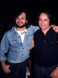 Singer John Cougar Mellencamp and Rocker Mitch Ryder