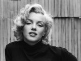 Actress Marilyn Monroe