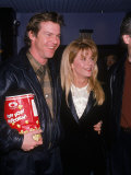 Actors Dennis Quaid and Meg Ryan