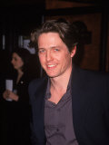 "Actor Hugh Grant at Film Premiere for ""Notting Hill"""