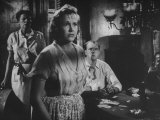 "Actors Peg Hillias  Kim Hunter and Karl Malden in a Scene from the Film ""A Streetcar Named Desire"""