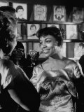 "Actress Ruby Dee  in a Scene from the Play ""A Raisin in the Sun"""