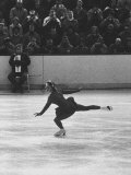 US Skater Carol Heiss During Winter Olympics