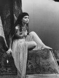 "Actress Susan Strasberg During the Play ""Caesar and Cleopatra"""