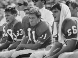 Univ of Florida Quarterback Steve Spurrier  Top Professional Football Draft Pick