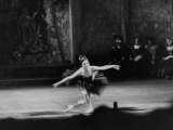 Ballerina Maya Plisetskaya During Performance in Honor of Nasser at Bolshoi Theater