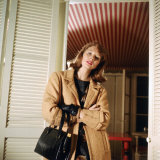 Fashion Model Suzy Parker