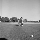 Golf Pro Ben Hogan