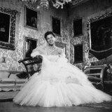 Princess Maria Camilla Pallavicini Preparing to Make Her Debut Among Europe's Aristocracy