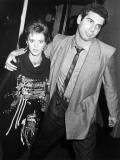 Singer Sheena Easton with Husband Rob Light Attending Prince Concert at the Forum in Inglewood  Ca