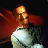 Jazz Musician Keith Jarrett at Home in Oxford  Nj