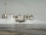 "Shore-Bound LCAC Deploying with US Navy Amphibious Ready Group in Military Exercise ""Eager Mace"""