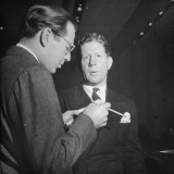 Rudy Vallee  Singer and Radio Show Host