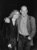 "Married Actors Kevin Bacon and Kyra Sedgwick at the Opening of the Play ""Oleanna"""