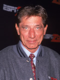 Former Football Player Joe Namath at Espn Zone Opening Night