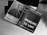 """Cover of Book """"Spending to Save the Complete Story of Relief"""" by Harry L Hopkins"""