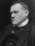 British Author and Historian Hilaire Belloc  Photographed by E O Hoppe