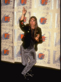Red Hot Chili Peppers Lead Singer Anthony Kiedis at MTV Movie Awards