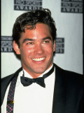 Actor Dean Cain Wearing Tuxedo at Jim Thorpe Pro-Sports Awards