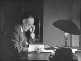 Jan Wszelaki Working at Library of Congress