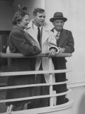 Queen Elizabeth Passengers on Board