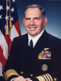 Admiral Stan Arthur  US Navy Vice Chief of Naval Ops