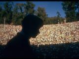 Robert F Kennedy Speaking in Greek Amphitheater