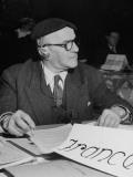 Solomon Grumbach During the Socialist Conference