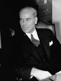Assistant NYPD Chief Inspector John A Lyons