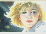Mock-Up of Possible Stamp Honoring Actress Marilyn Monroe