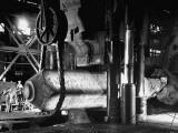 Manufacture of Large Steel Ingot