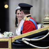 The Royal Wedding of Prince William and Kate Middleton in London  Friday April 29th  2011