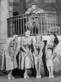"""""""As the Girls Go """" Feat Comedian Bobby Clark  Mildred Hughes  Truly Barbara  Rosemary Williamson"""