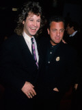 Musicians Ozzy Osbourne and Billy Joel