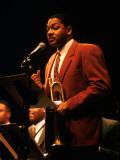 Trumpeter Wynton Marsalis