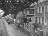 Wuppertal's Hanging Tram Line
