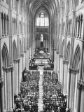 Thanksgiving Service in Reims Cathedral